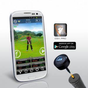 Golf analyzer, SWING