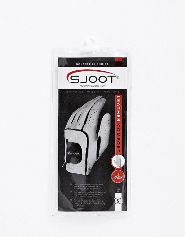 golfhandske i indpakning