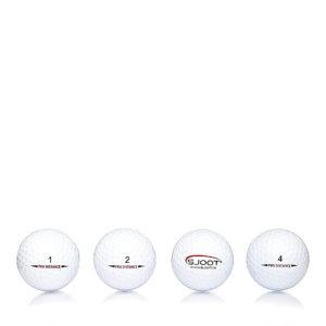 sjoot golfbolde