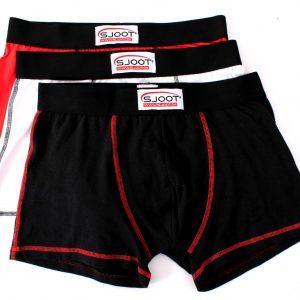 3 pakker boxershorts