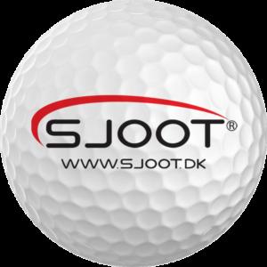 golfbold med navn logo