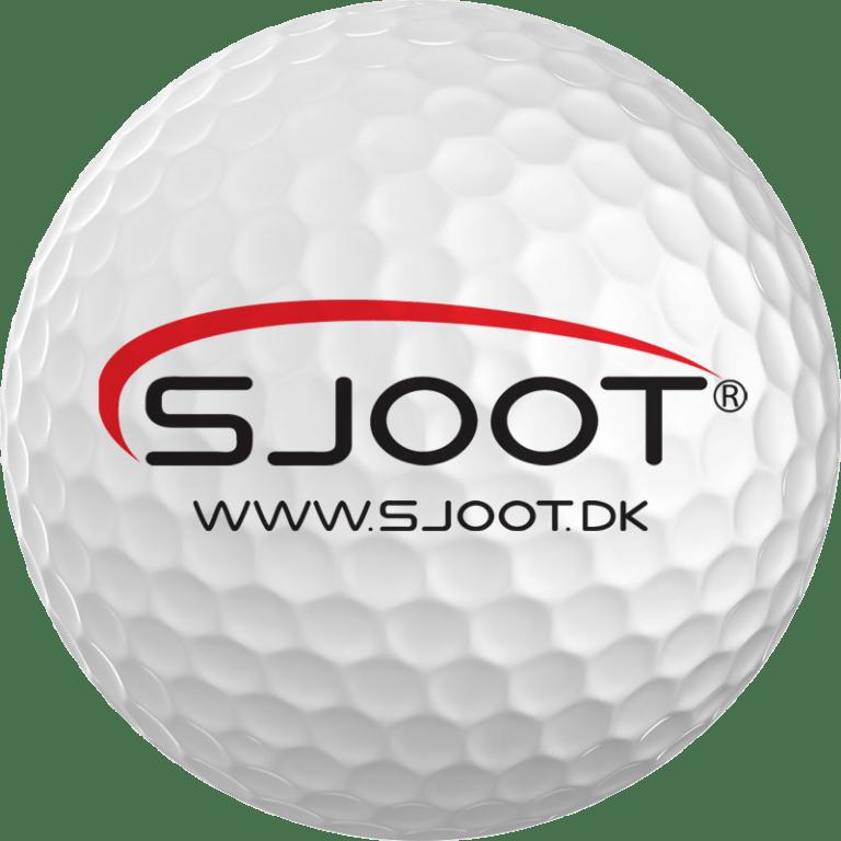 Golfbolde - tryk af foto/navn