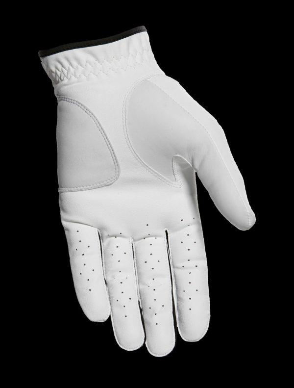 hvid golfhandske